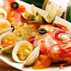 魚とワイン はなたれ onikai