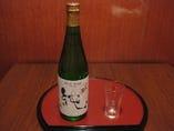 純米吟醸酒〆張り鶴