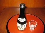 広島辛口本醸造!
