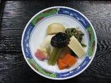 煮物 (あさの特製7種)