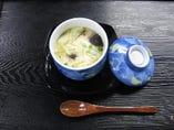 松茸の茶わん蒸し