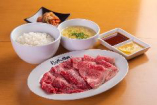 国産牛カルビ&みすじセット 100g/150g/200g