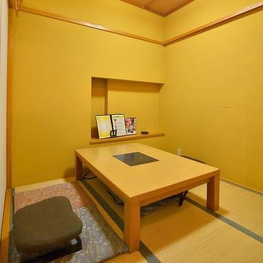 しゃぶ禅 名古屋栄店 店内の画像