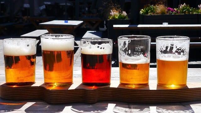 クラフトビールを生ビールで!!