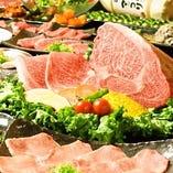 本当に美味しいお肉とホルモンを ご賞味ください。