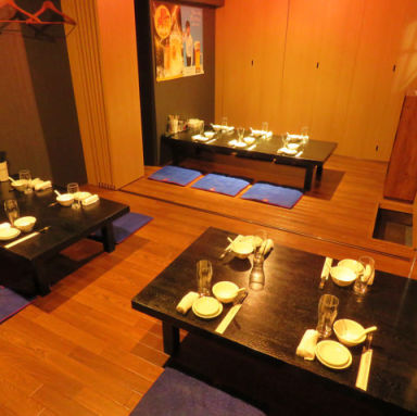 中華料理 麻婆香 大森店  店内の画像