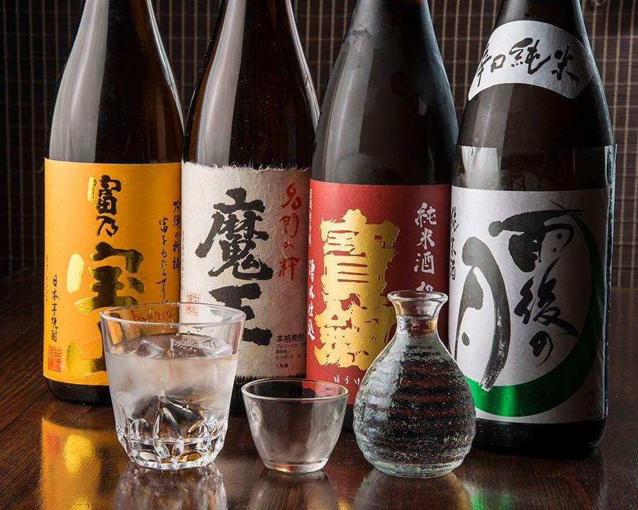 広島のこだわり日本酒