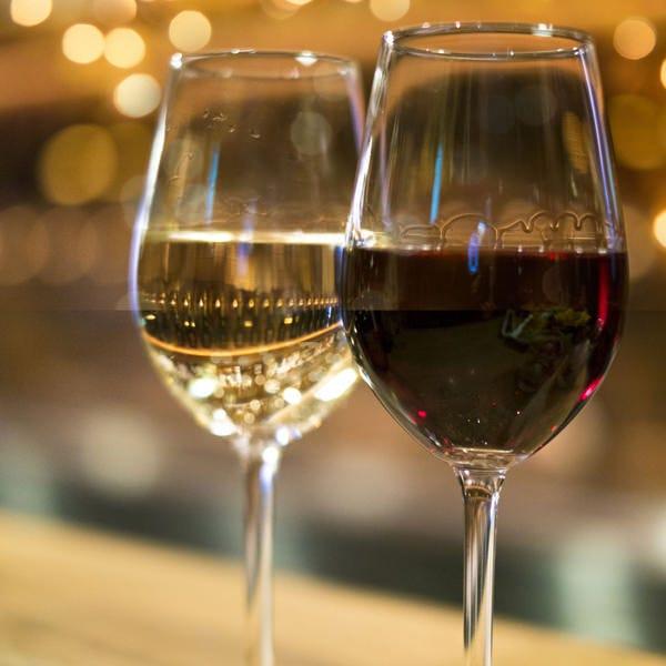 厳選したワインをご用意しております