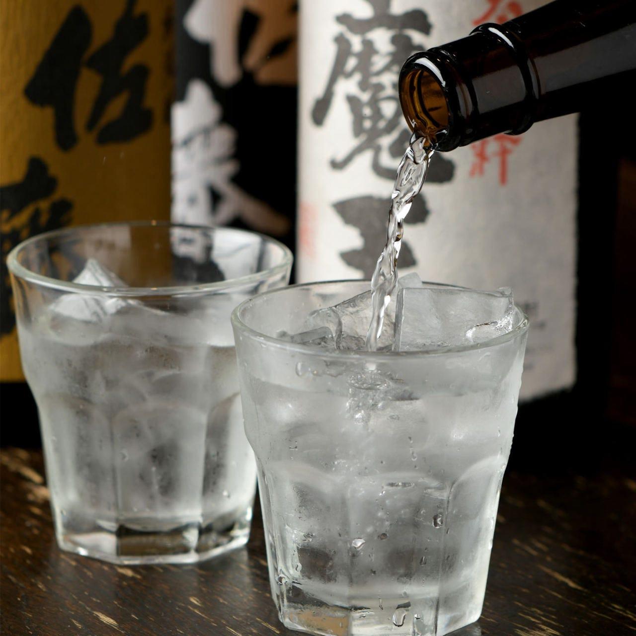 飲み放題もOK!酒類ご提供中です。