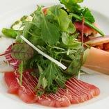 ◆銚子港の鮮魚など千葉県の食材を毎日直送されお楽しみ頂けます