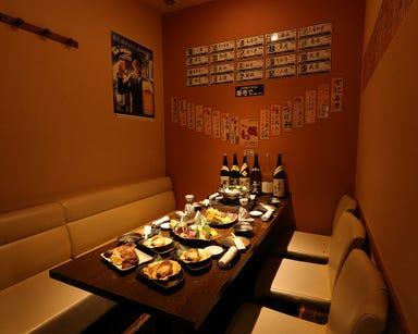 博多もつ鍋×海鮮居酒屋 武勇 ‐buyuu‐ 池袋店 店内の画像