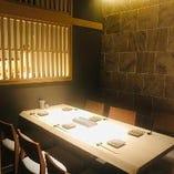 ~接待やビジネスなどの会に~浜松の旬を楽しめる完全個室