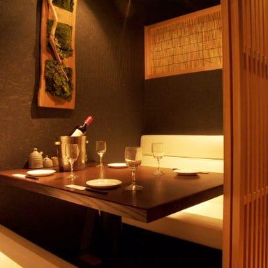 地鶏と焼き鳥 個室居酒屋 鳥心‐TORISHIN‐札幌駅前店 店内の画像