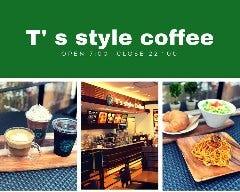 T's style Coffee 波の上ビーチ店