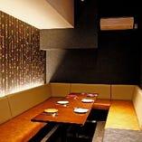 【2階】記念日にぴったりなソファー席完全個室(6~12名様)