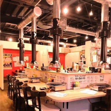 大衆焼肉酒場サブロー  店内の画像