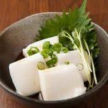 【早】ジーマーミ豆腐