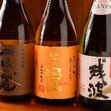九州と言えばやっぱり焼酎!お好みの飲み口を郷土料理とご一緒に