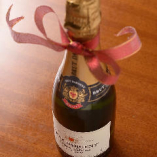 クーポン利用でお誕生日の方にスパークリングワインプレゼント♪
