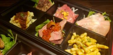 創作天ぷらと肉和食 石山NIKUKAPPOU こだわりの画像