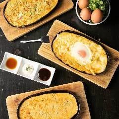 【春日名物】山芋とタコのとろふわ焼