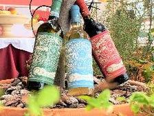 ワインと共に至福の時間