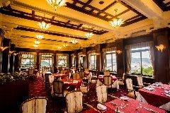 蒲郡クラシックホテル メインダイニングルーム