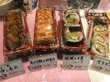 巻き寿司/押し寿司