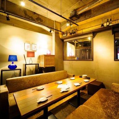 名駅ワイン酒場 EDGY ~エッジ~  店内の画像