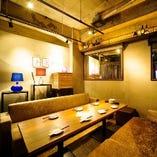 4階・ソファー個室(最大8名様)