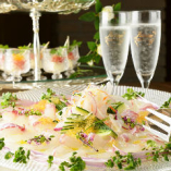 鮮魚を使った立食スタイルのPARTYにピッタリな逸品も♪