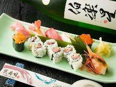 おすしと季節の味わい 荒寿司
