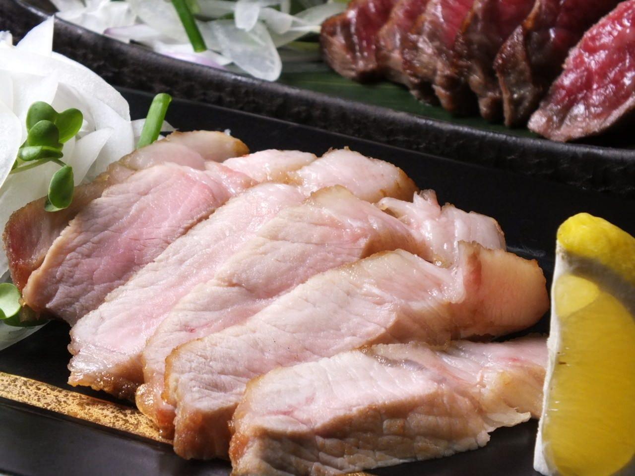 【絶対の自信】熟成豚ロース肉