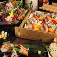 九州郷土料理と充実の飲み放題