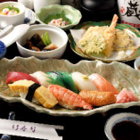 竹寿司御膳