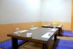 日本料理 桐壺  店内の画像