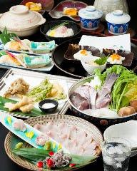 日本料理 桐壺