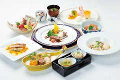 ホテルメルパルク仙台 レストラン フォレスタ