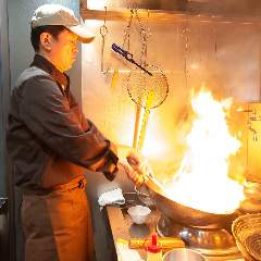 中華料理×チャイニーズバル 龍徳翅 福島