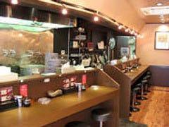麺屋黒船 狛江店 店内の画像