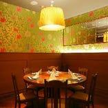 円卓テーブル(4名~7名様)半個室