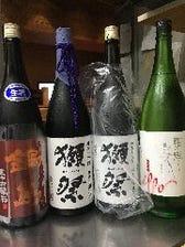 季節限定酒も豊富!厳選した日本酒