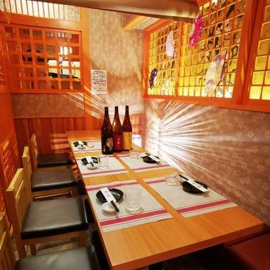 焼鳥とまぐろ食べ放題 全席個室居酒屋 魚三蔵 本郷三丁目店 店内の画像