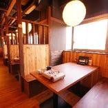◆赤から  山科駅前店-少人数様個室-◆