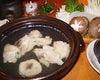 ◆本格 軍鶏の水炊き鍋