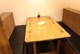 《人目を気にせずゆったり個室》テーブル席(~6名様)