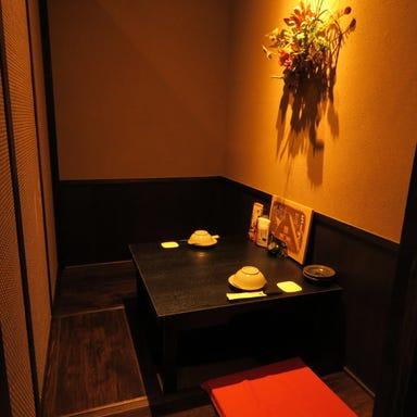 個室居酒屋 くいもの屋わん 福島店 店内の画像