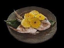 鯛のカマ焼 塩焼き