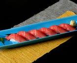 トロ握り寿司(6貫)
