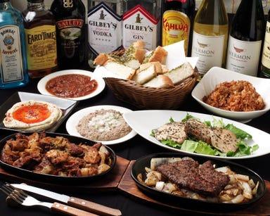 RUDY'S CLUB (DINING&SHISHA BAR) コースの画像